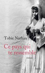 Vente Livre Numérique : Ce pays qui te ressemble  - Tobie Nathan