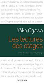 Vente Livre Numérique : Les lectures des otages  - Yôko Ogawa