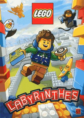 Lego city ; labyrinthes