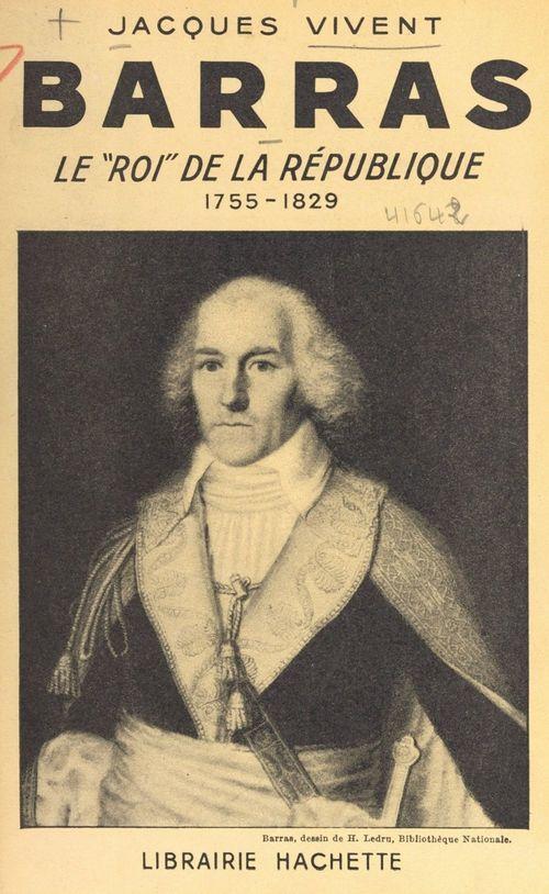 Barras  - Jacques Vivent