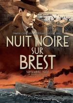 Vente Livre Numérique : Nuit noire sur Brest  - Damien Cuvillier - Kris