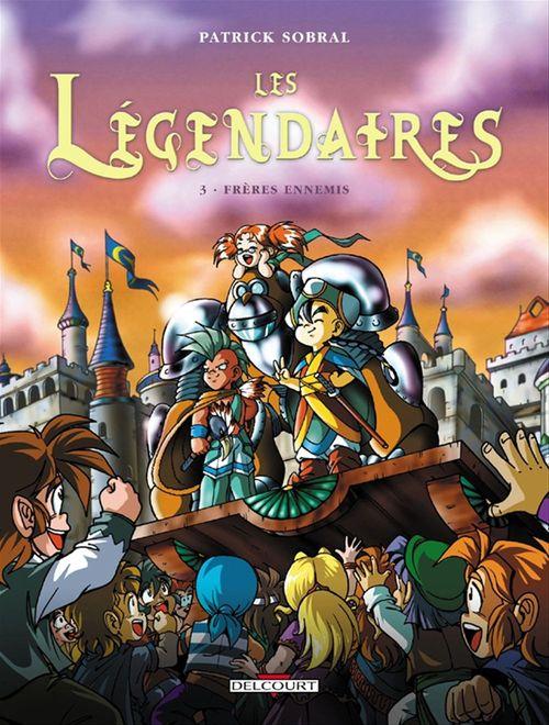 Les Légendaires T03