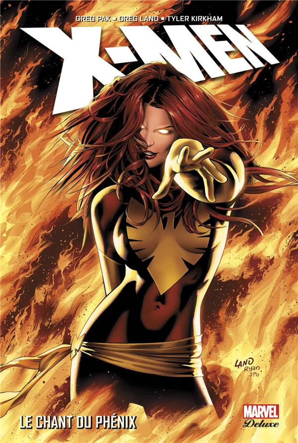 X-MEN  -  LE CHANT DU PHENIX  KIRKHAM, TYLER
