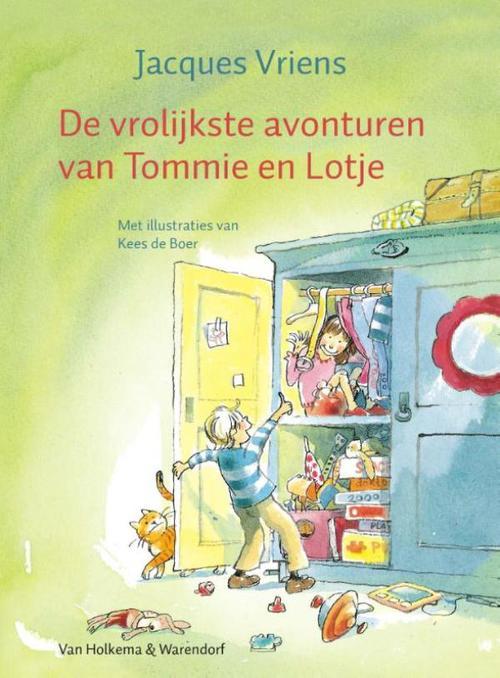 De vrolijkste avonturen van Tommie en Lotje