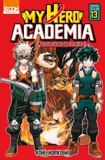 Vente Livre Numérique : My Hero Academia T13  - Kohei Horikoshi