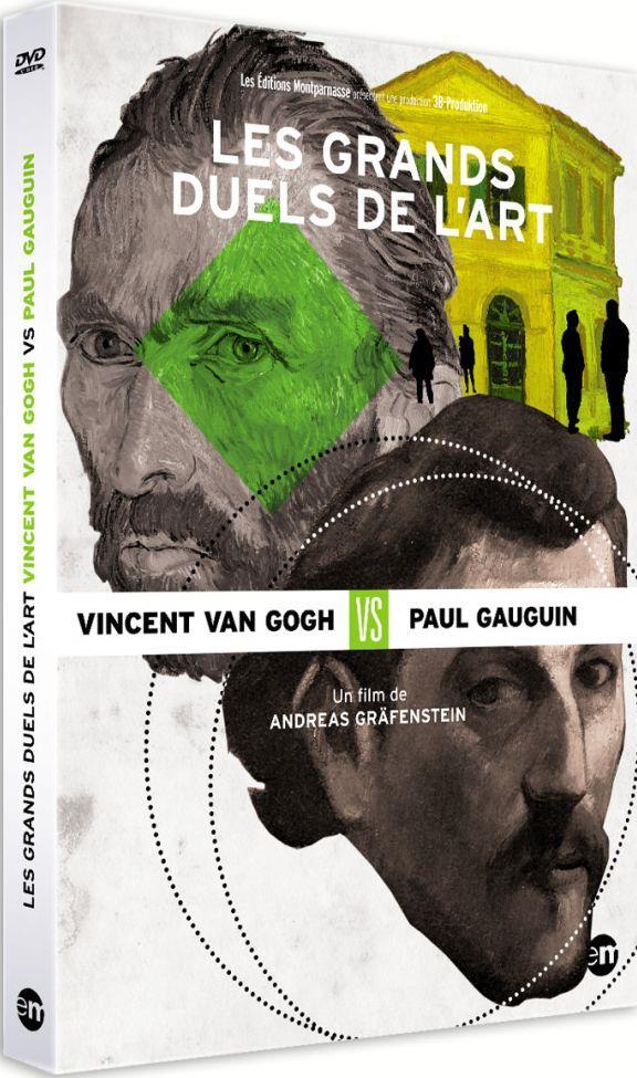 les grands duels de l'art : Vincent Van Gogh vs Paul Gauguin