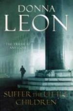 Vente Livre Numérique : Suffer the Little Children  - Donna Leon