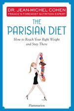 Vente Livre Numérique : The Parisian Diet  - Jean-Michel COHEN