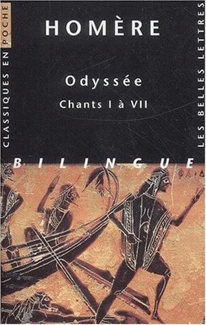 L'odyssée t.1 ; chants I à VII