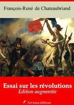 Vente Livre Numérique : Essai sur les révolutions - suivi d'annexes  - François-René de Chateaubriand