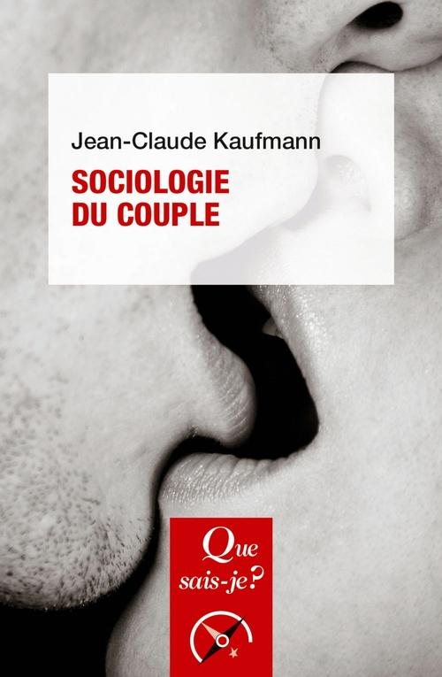 sociologie du couple (8e édition)
