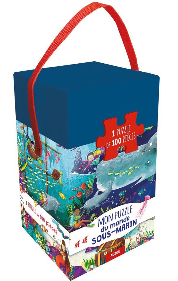 Mon puzzle du monde sous-marin