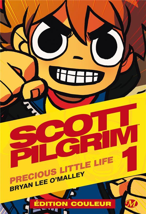 Scott Pilgrim T.1 ; precious little life