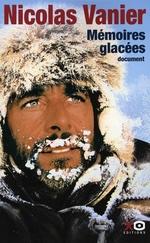 Couverture de Mémoires glacées