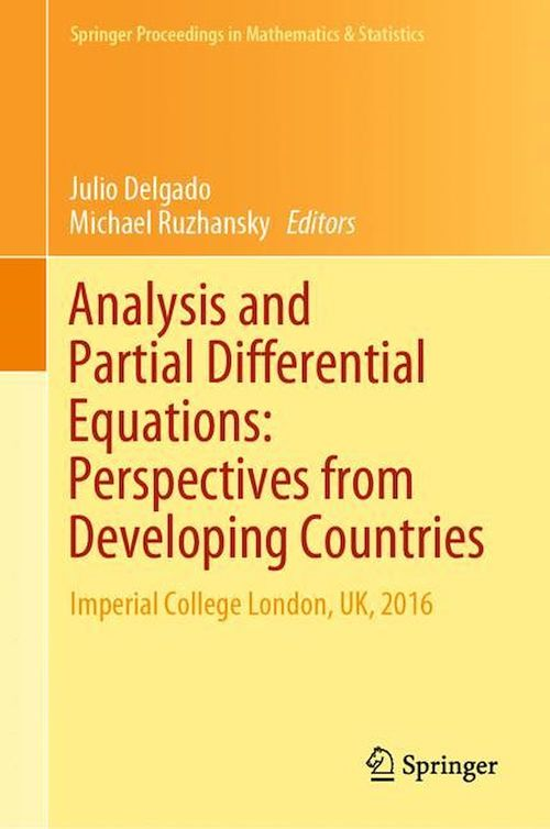 Analysis and Partial Differential Equations: Perspectives from Developing Countries