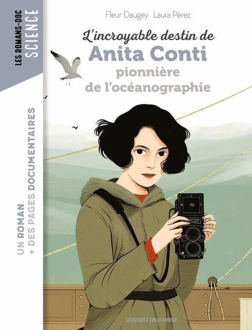 L'incroyable destin d'Anita Conti, pionnière de l'océanographie