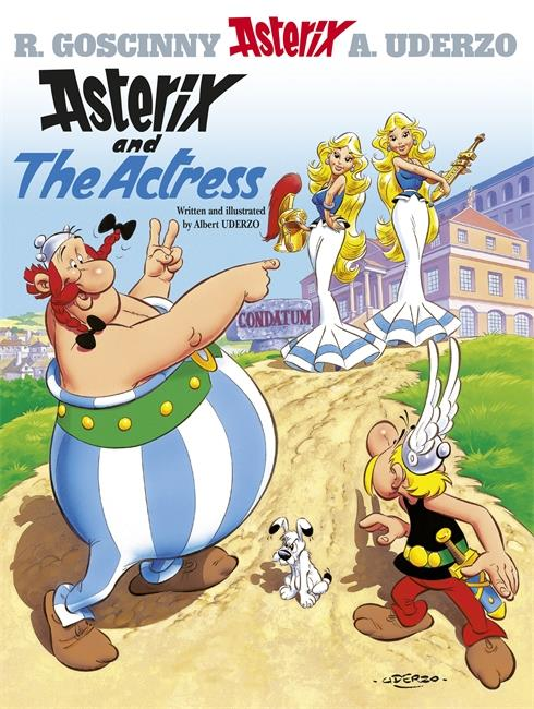 ASTERIX ET THE ACTRESS