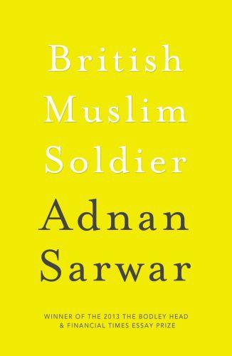 British Muslim Soldier