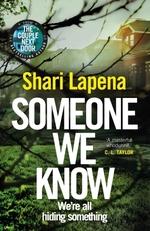 Vente Livre Numérique : Someone We Know  - Shari Lapena
