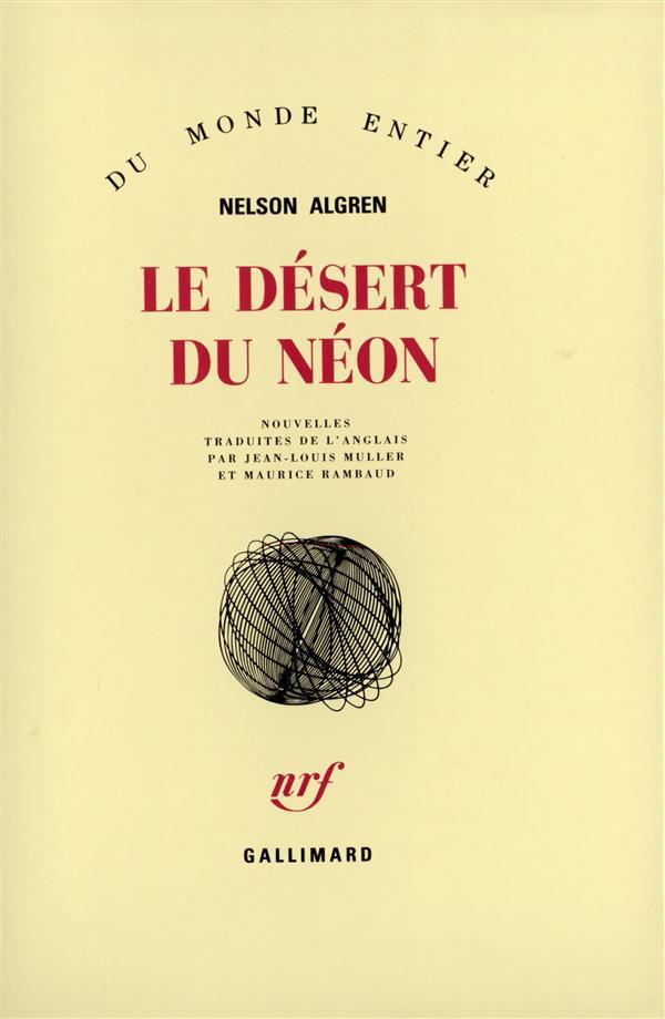 Le desert du neon