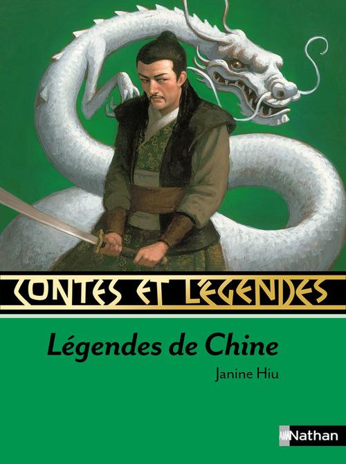 CONTES ET LEGENDES T.69 ; légendes de Chine
