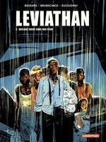 Vente Livre Numérique : Leviathan (Tome 2) - Quelque chose sous nos pieds  - Florent Bossard - Aurélien Ducoudray - Luc Brunschwig