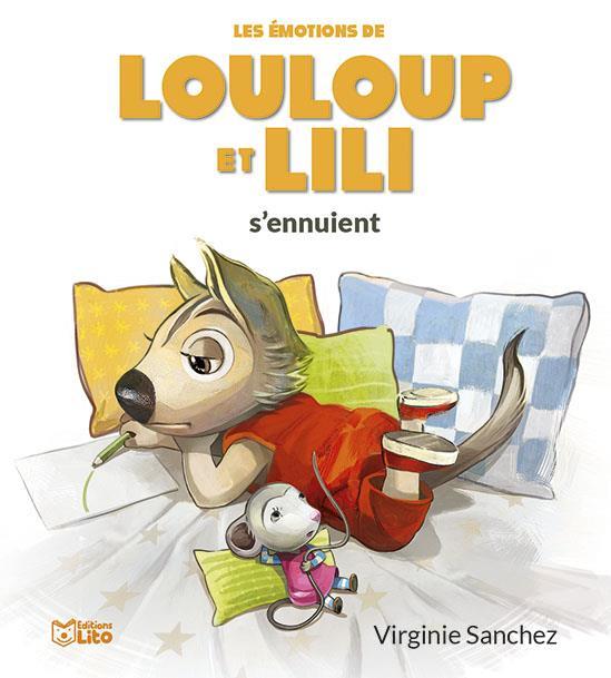 Louloup et Lili s'ennuient