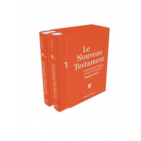 Le nouveau testament commentaire integral