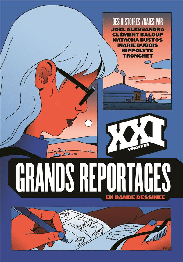 HORS SERIE XXI - BANDE DESSINEE COLLECTIF