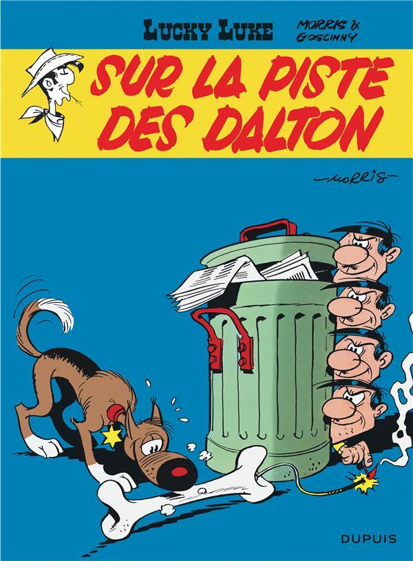 Lucky Luke T.17 ; Sur La Piste Des Dalton