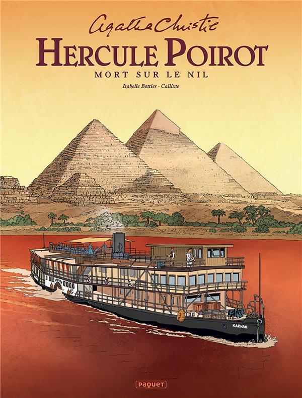 Hercule Poirot ; mort sur le Nil
