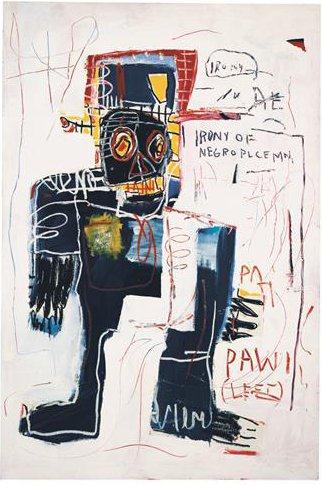 Jean-michel basquiat: now s the time