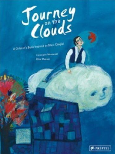 Journey on the clouds: a children's book inspired by chagall