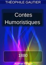 Vente Livre Numérique : Contes Humoristiques  - Théophile Gautier