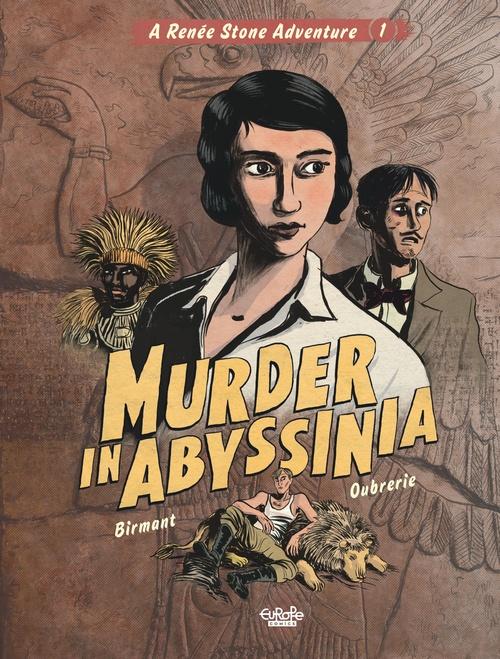 Renée Stone 1. Murder in Abyssinia