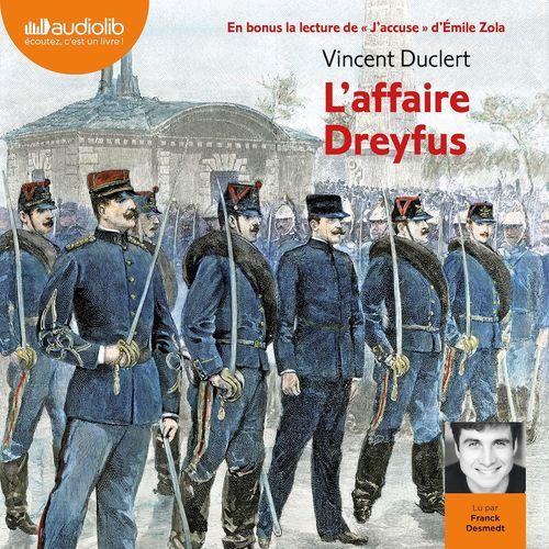 Vente AudioBook : L'Affaire Dreyfus  - Vincent Duclert