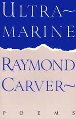 Vente Livre Numérique : Ultramarine  - Raymond Carver