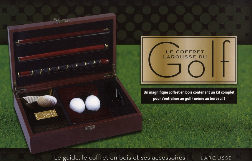 Le Guide Larousse Du Golf
