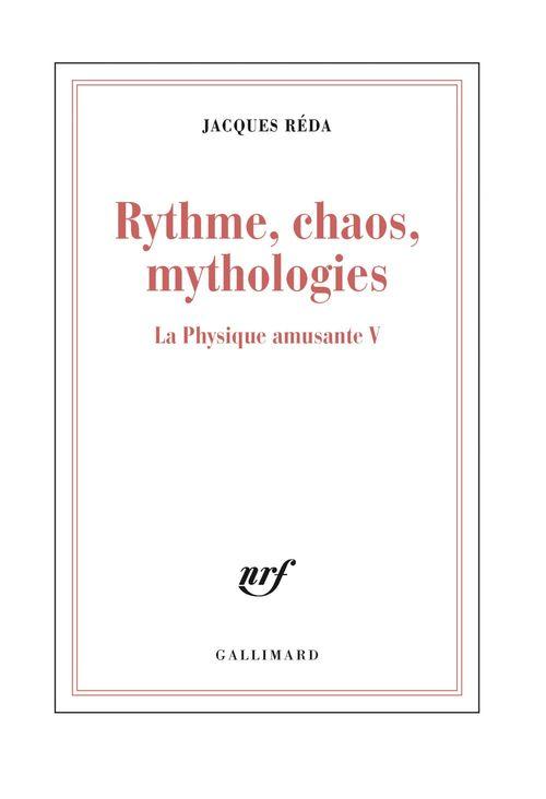 La Physique amusante (Tome 5) - Rythme, chaos, mythologies