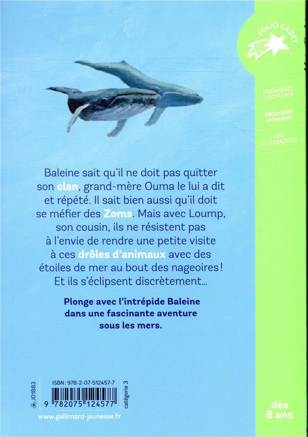 Moi, Baleine