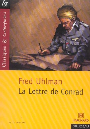 La Lettre De Conrad