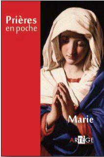 Prières en poche ; Marie