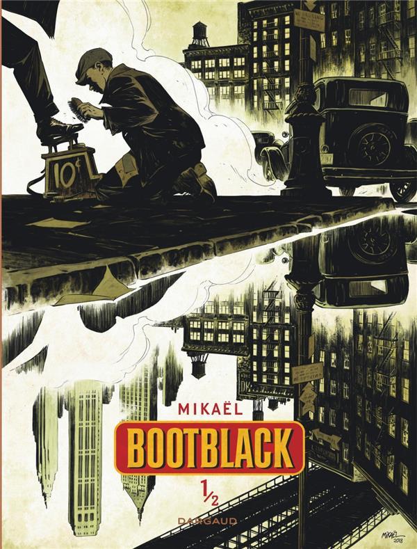 MIKAEL - BOOTBLACK T.1