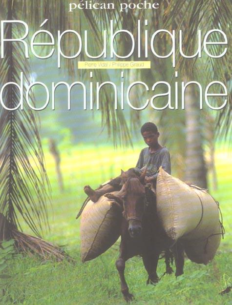 Republique dominicaine  (poche)