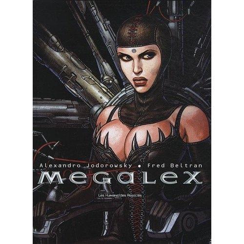 Megalex ; INTEGRALE T.1 A T.3