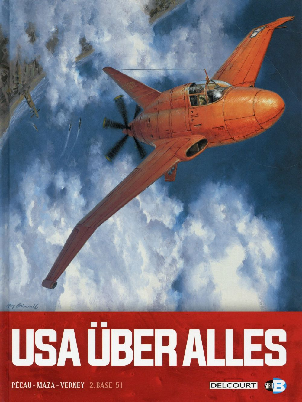 USA über alles t.2 ; base 51