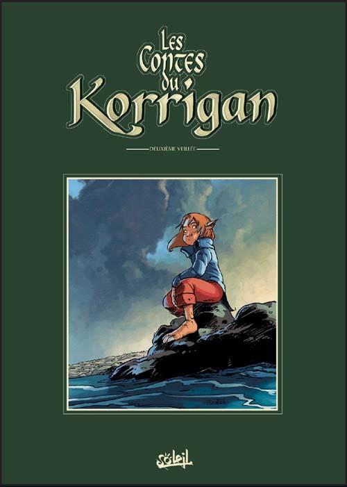 Les contes du Korrigan ; COFFRET VOL.2 ; T.4 A T.6