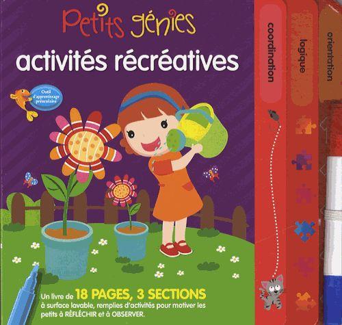 Petits genies - activites recreatives