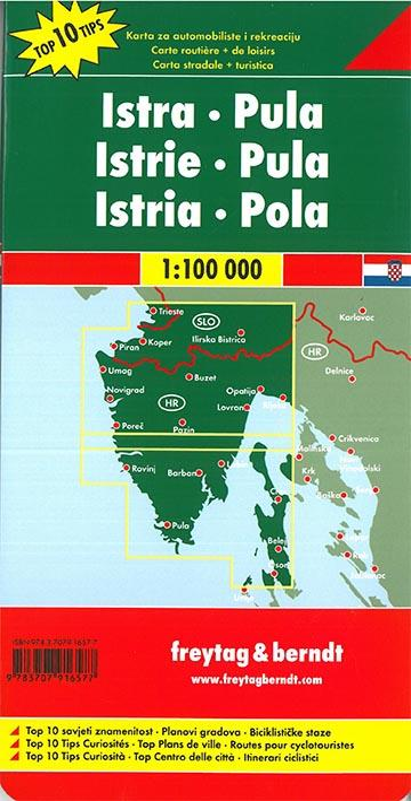 Istrie-Pula