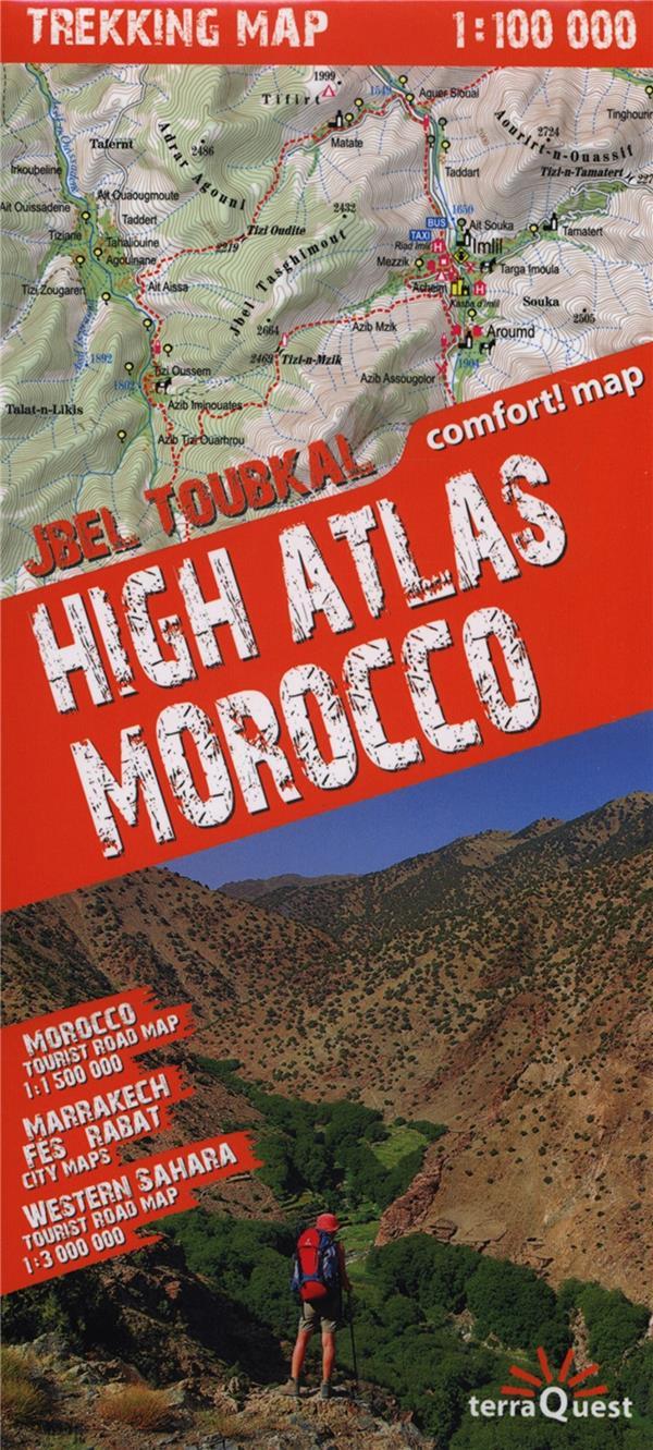 Maroc, haut Atlas